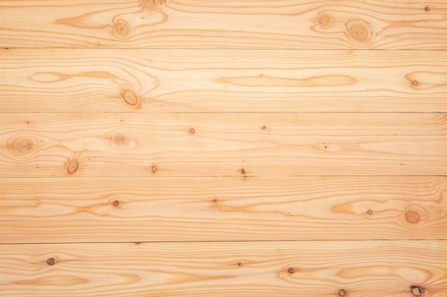 Viwe superior da textura vermelha do pinheiral, de madeira natural para o backgroud.