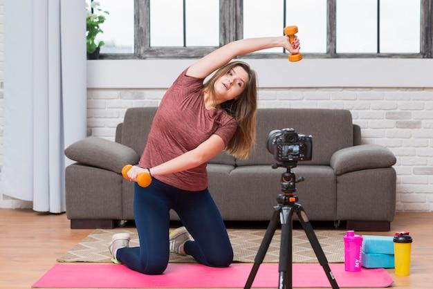Vlogger esporte