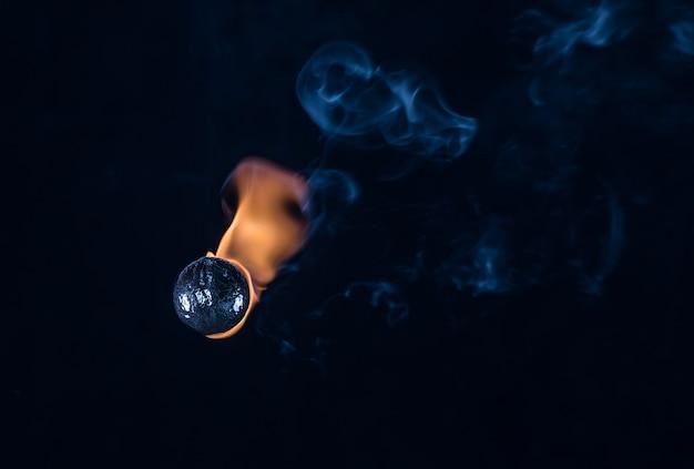 Voando em chamas, bala antiga, bala de canhão