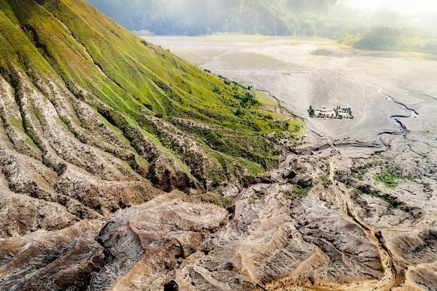 Volcano bromo está localizado na indonésia.