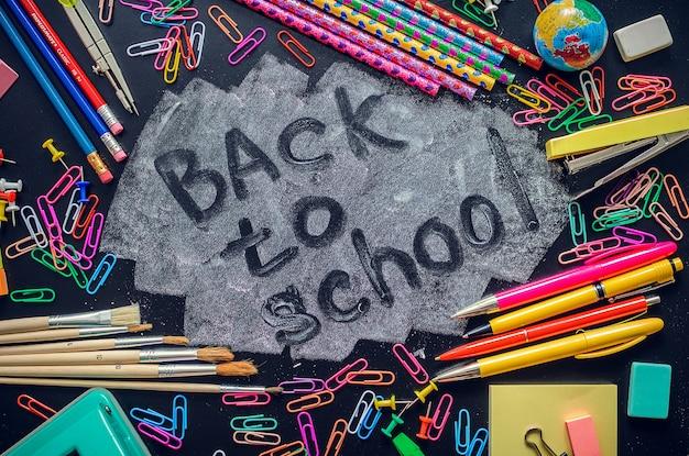 Volta ao conceito de escola
