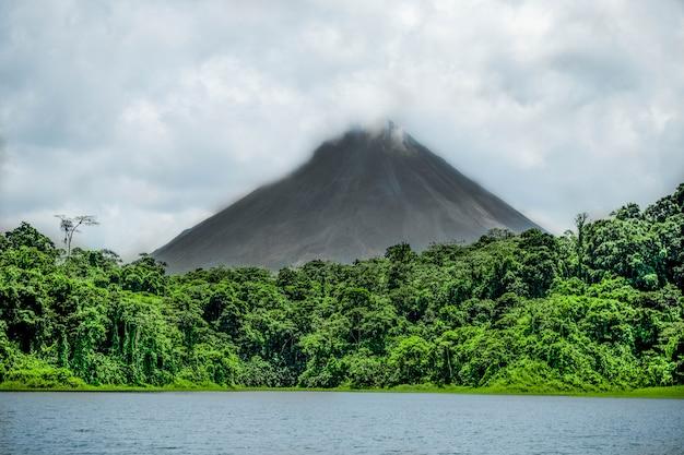 Vulcão arenal, costa rica