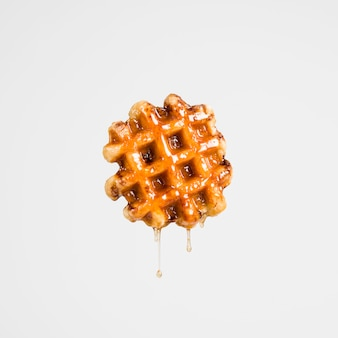 Waffle de mel
