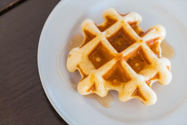 Waffles de trigo integral