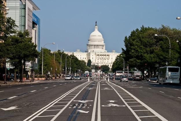 Washington capital eua