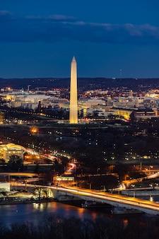 Washington dc aérea