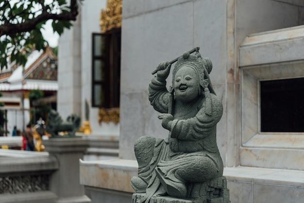 Wat bowonniwet vihara no distrito de phra nakhon