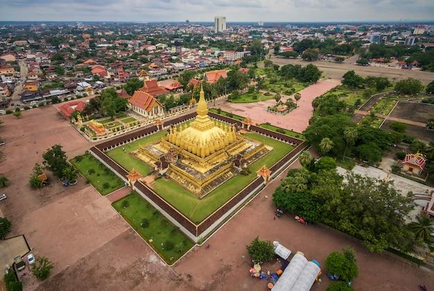 Wat phra que luang, vientiane, lao pdr
