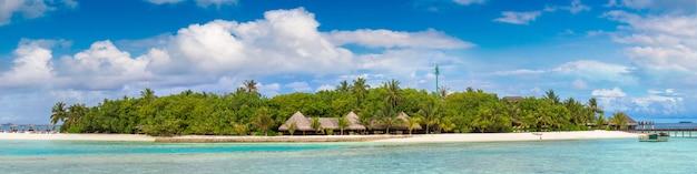 Water villas (bungalows) nas maldivas