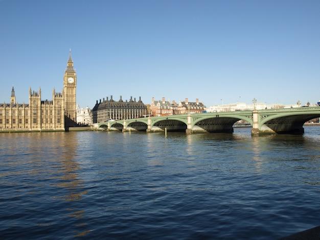 Westminster bridge, londres