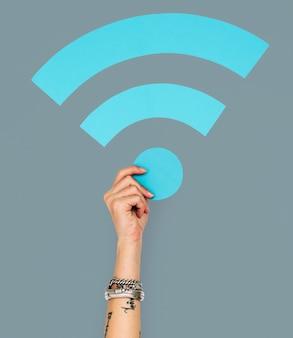 Wifi internet conexão rede digital