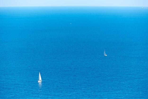 Xabia javea mar mediterrâneo em alicante