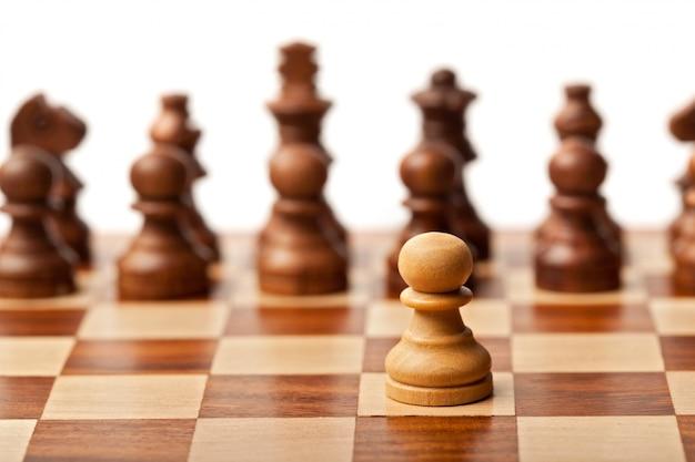 Xadrez - um contra todos