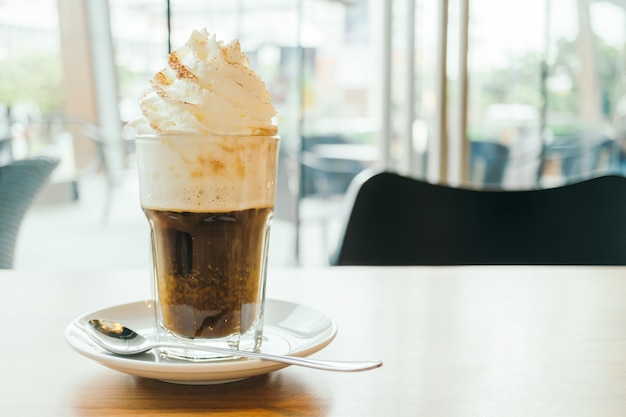 Xícara de café de viena