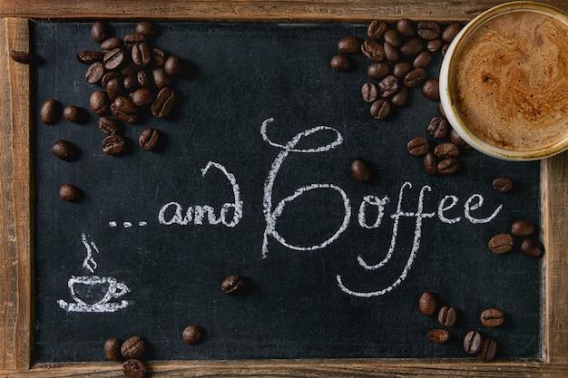 Xícara de café expresso