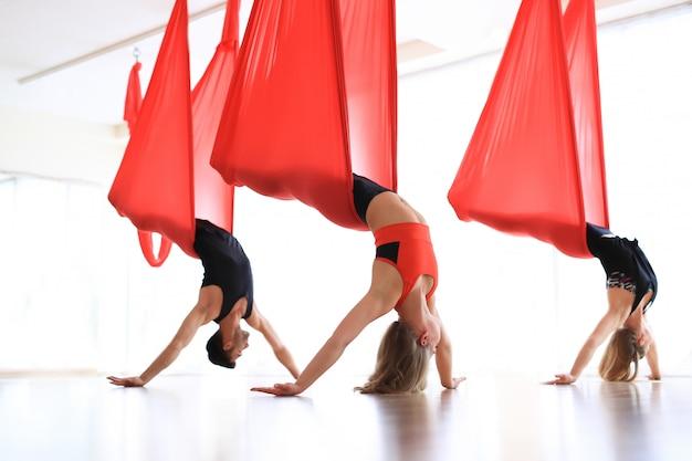 Yoga antigravidade