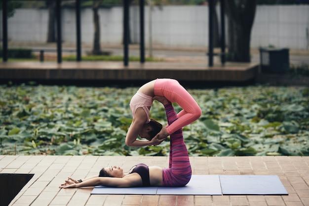 Yoga em par