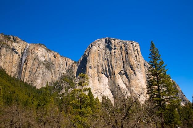 Yosemite, parque nacional, el capitan, califórnia