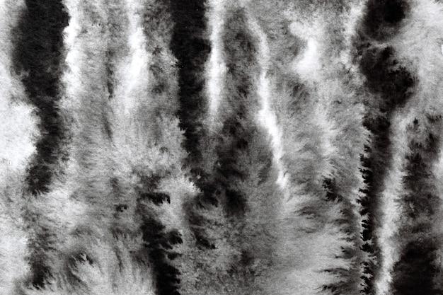 Zebra turva. fundo abstrato em aquarela. ilustração raster