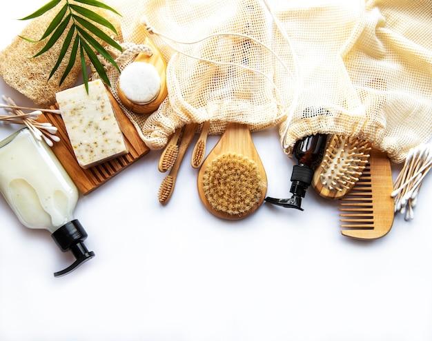 Zero desperdício de produtos cosméticos naturais