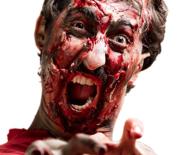 Zombie perto