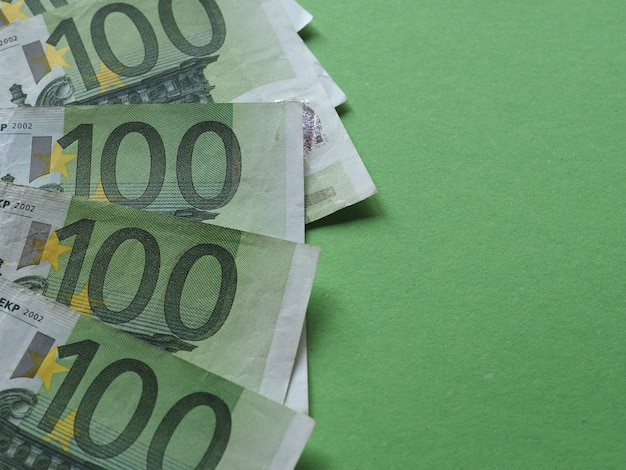 100-euro-scheine, europäische union