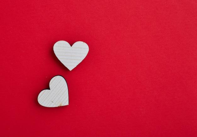 14. februar valentine hearts-konzept