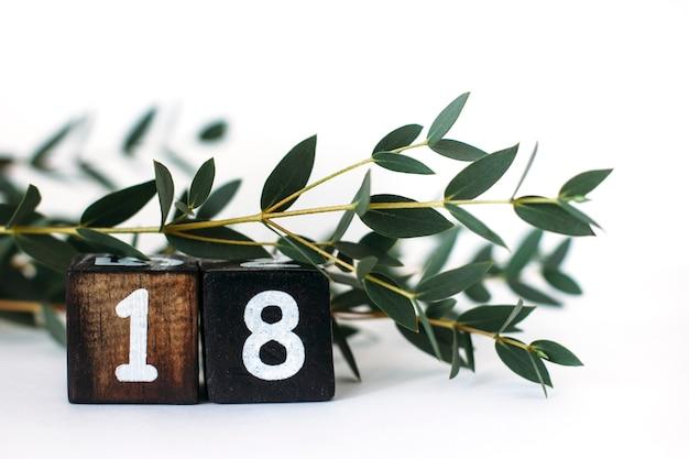18 nummer