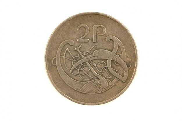 2 irish pence