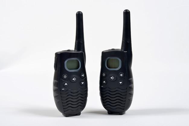 2 walkie talkie