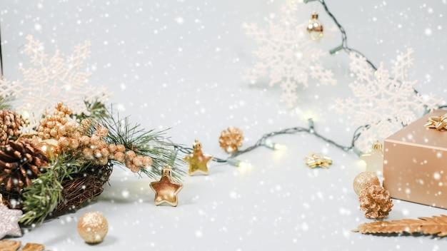 2020 weihnachten und neujahr hintergrund banner