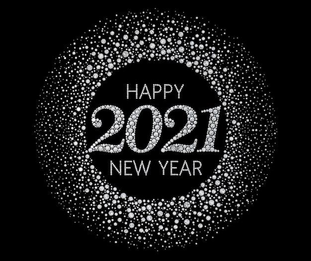 2021 frohes neues jahr gruß