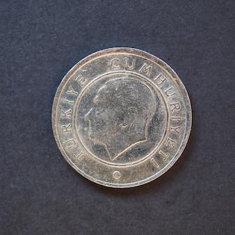 25 kurus türkische münze
