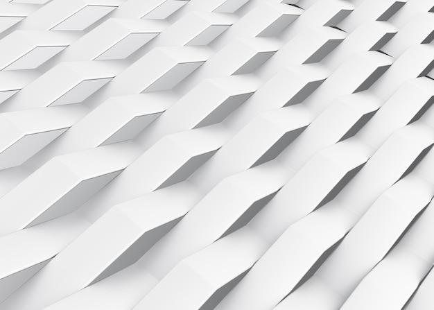 3d eleganter geometrischer texturhintergrund