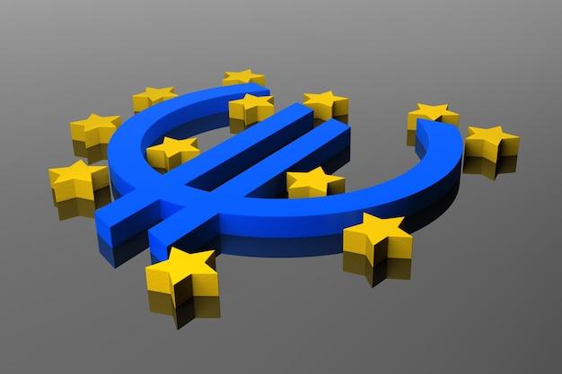 3d-euro-symbol