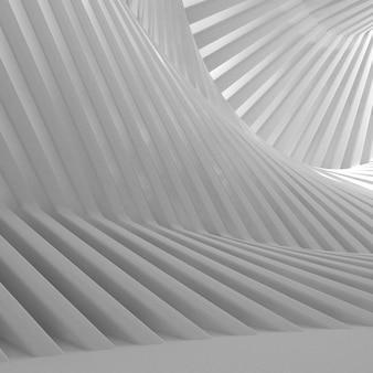 3d geometrischer abstrakter hintergrund