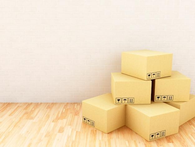 3d-karton-boxen. lieferkonzept.