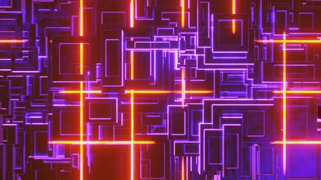 3d light wallpaper und hintergrunddesign