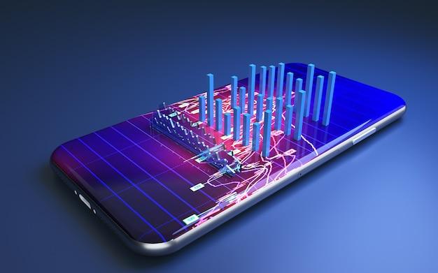 3d-rendering business insider börsen-futures