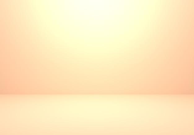 3d-rendering des leeren abstrakten minimalen konzepthintergrundes