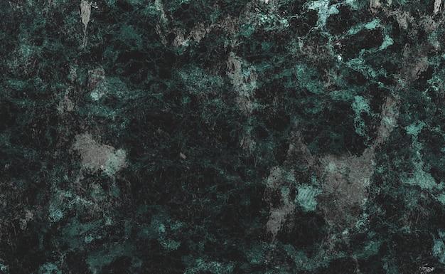 3d-rendering, dunkelgrüner luxusmarmor-texturhintergrund, leerer kopienraum für werbung