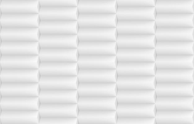 3d-rendering. horizontales modernes minimales design whtie langer würfelstapel-reihenwand-beschaffenheitshintergrund.