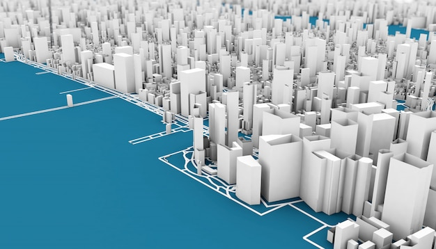 3d-rendering in new york