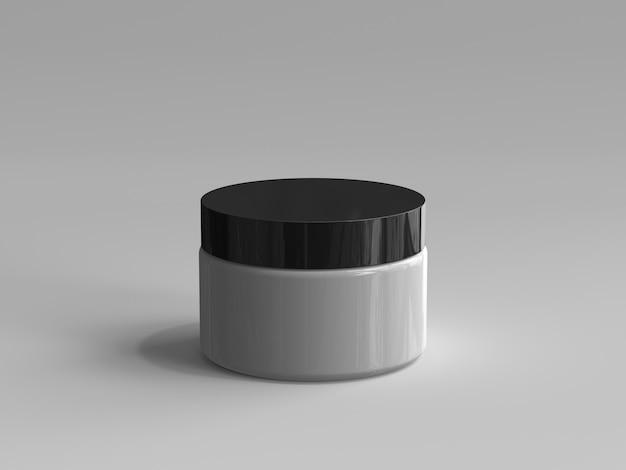 3d übertrug kosmetisches glas ohne einen aufkleber