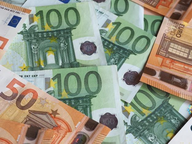 50- und 100-euro-scheine, europäische union