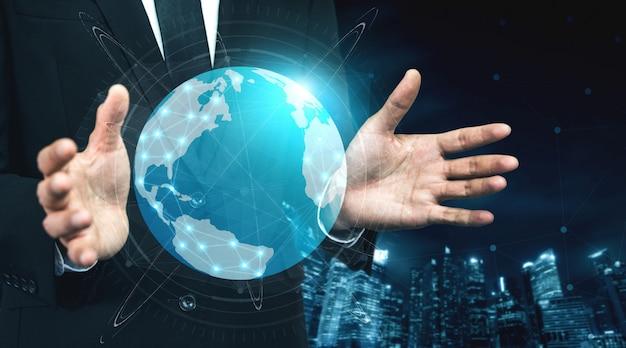 5g-kommunikationstechnologie des internet-netzwerks