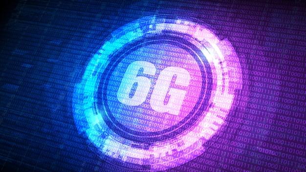 6g-netzwerk, drahtlose technologie