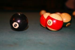 8 ball, spiel