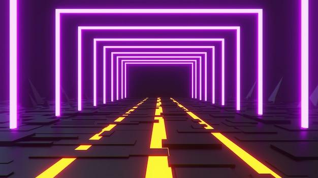 80er laser flur