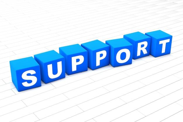 Abbildung unterstützen